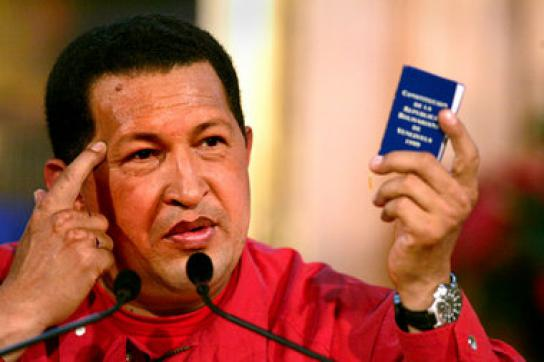 Chávez scheitert vorerst