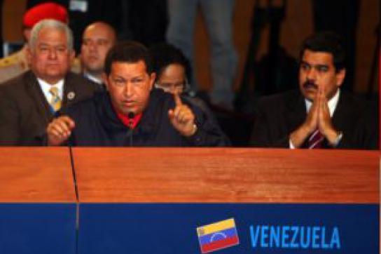 Chávez nennt Aznar einen Faschisten