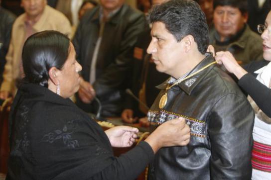 Lob und Kritik nach Delegationsreise aus Bolivien