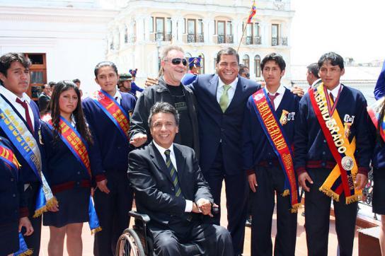 Gegen Diskriminierung Behinderter