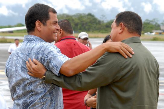 Fortschritte bei Integration Lateinamerikas