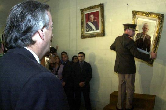 Haft für Argentiniens Expräsidenten