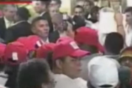 Honduras macht Ernst