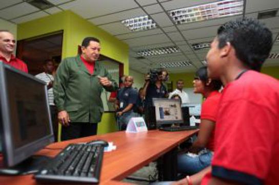 Freies Internet für Venezuela