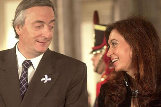 Von Kirchner zu Kirchner