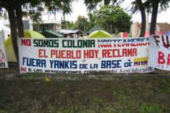 Manta gehört wieder Ecuador