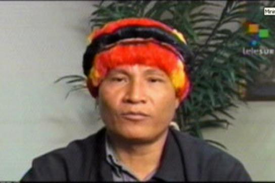 Massaker an demonstrierenden Ureinwohnern in Peru