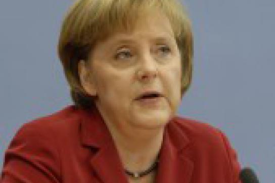Merkel contra Chávez