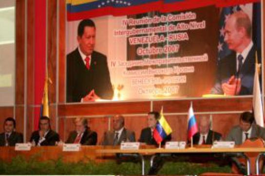 Mehr Zusammenarbeit mit Moskau