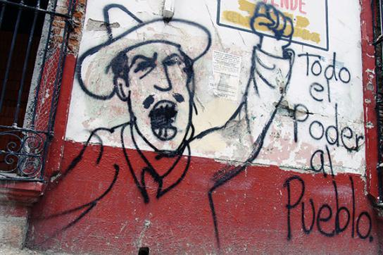 "Abstimmung über ""Poder Popular"""