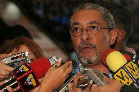 """""""Chávez kann auf uns zählen"""""""