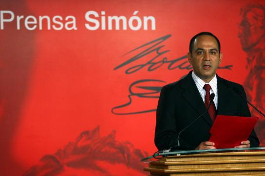 Venezuela: Minister tritt zurück
