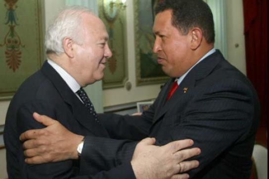 Spanien und Venezuela reden wieder
