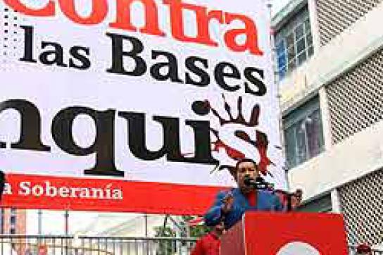 Venezuela und Kolumbien vor UN-Sicherheitsrat