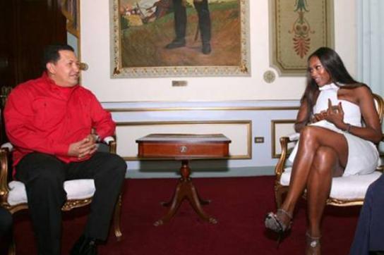 VIPs für Venezuela